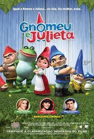 Gnomeo y Julieta (2011) [Latino]