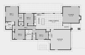Home Interior Design Plans Modren Simple House Floor Plan With Dimensions And Design Inspiration