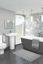 Black And White Small Bathroom Ideas Best 25 Small Grey Bathrooms Ideas On Pinterest Grey Bathrooms