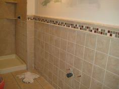 Bathroom Tile Design Ideas For Small Bathrooms Colors Plain And Simple But I Would Do Different Colors Lovely