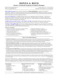 resume examples for project managers quality project manager resume quality manager resume example doc 714982 information technology it and project manager process manager resume example