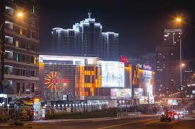 Какое здание самое высокое в Новосибирске