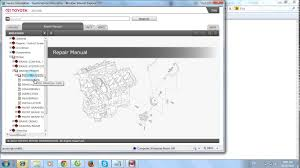toyota hilux 2011 2013 workshop manual youtube