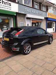 special edition 2008 ford focus st500 2 5cc 3dr 6 spd manual