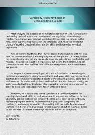 How to Write a Letter of Recommendation  With Samples  Template net