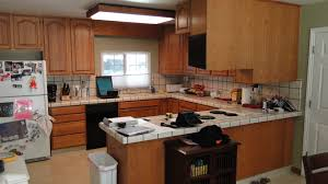 u shaped kitchen designs small floor plans solid wood cabinet