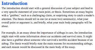 Essay Writing Purdue OWL for formatting Questions