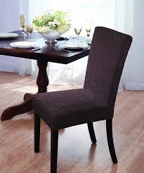 amazon com luxurious velvet damask dining chair cover beige