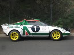 gallery of lancia stratos