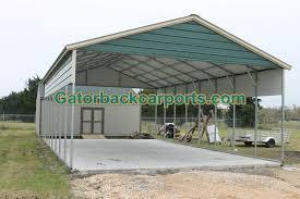 Canopy Carports Gatorback Carports U2013 Rv Carports Rv Covers Rv Garages