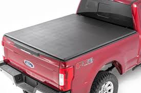 nissan frontier hard bed cover soft tri fold bed covers tonneau covers rough country