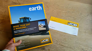 jcb earth magazine jcb pinterest earth