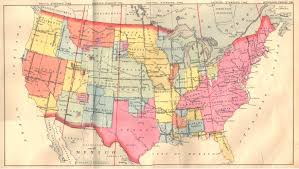 Time Zone Map United States Of America by Saunders County Negenweb Project 1907 Platbook