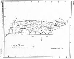 Texas Map Outline Tennessee Outline Maps And Map Links