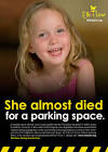 Listen in to our latest Blog Talk Radio interview with Heather Vandenberghe, ... - She almost died for a parking space