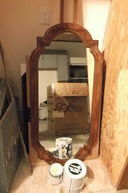 house revivals beach house bathroom mirror makeover