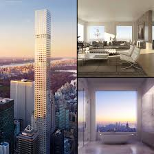 Park Avenue Apartment Top Tens Ten Tallest Residential Towers In Nyc