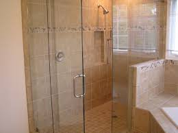 Walk In Shower Ideas For Small Bathrooms Glass Block Walls In Bathrooms Engineering Life And Style Framing