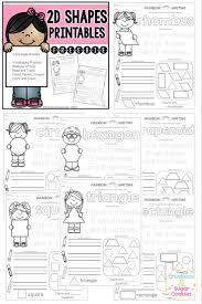 201 best shape activities images on pinterest preschool shapes
