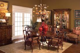 Wonderful Dining Room Table Tuscan Decor Dcor For Warm Elegant And - Tuscan dining room