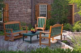 Patio Furniture From Walmart - outdoor furniture breezesta recycled poly backyard patio