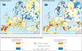 Drought Map Usa by Meteorological And Hydrological Droughts U2014 European Environment Agency