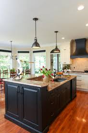 Distressed Black Kitchen Island by Best 25 Kitchen Islands Ideas On Pinterest Island Design