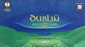 Cartel Oficial de la Final de Dublín 2010