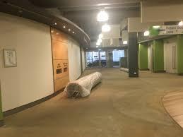 the foyer renovations in progress the foyer community