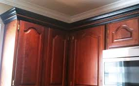 kitchen cabinet molding and trim ideas nrtradiant com