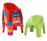 เก้าอี้พลาสติกสำหรับเด็ก มีหลายสีค่ะ #3242941