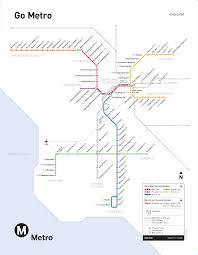 Public Transit Chicago Map by Chicago Transit Vs Los Angeles Transit Cta Concerns