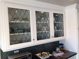 bevelled glass door kitchen cabinet doors with diamond bevels architectural stained