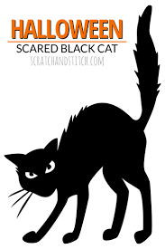 best 25 black cat silhouette ideas only on pinterest black cat
