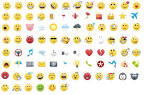 Hidden BBM Emoticons Revealed | N4BB