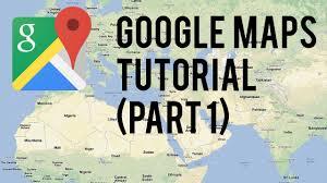 Fgoogle Maps Google Maps Tutorial Part 1 Android Tutorials Youtube
