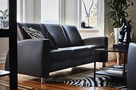 Low Back Sofa by Stressless Arion Lowback Sofa Modern Recliner Leather Sofa