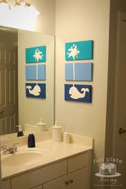 Wall Art Ideas For Bathroom by Best 10 Whale Canvas Ideas On Pinterest Whale Whale Themed