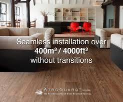Laminate Flooring No Transitions Atroguard Flooring Linkedin
