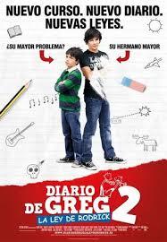 El diario de Greg 2: La Ley de Rodrick (2011) [Latino]