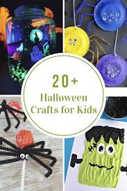 halloween crafts 2015 halloween crafts for kids the idea room