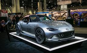 mazda manufacturer mazda miata spyder concept pictures photo gallery car and driver