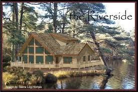 sierra log homes log cabins log home floor plans log cabin plans