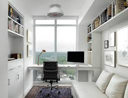 Design Ideas For Small Office Spaces 4 Modern And Chic Ideas For Your Home Office Freshome