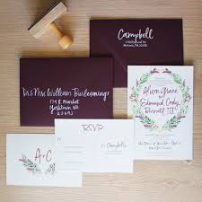 planning for wedding paper goods u2014 ash bush