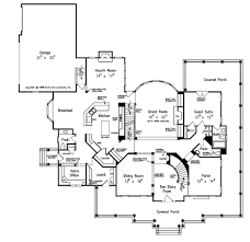 Home Plan Com Country Style House Plan 5 Beds 5 50 Baths 5466 Sq Ft Plan 927 37