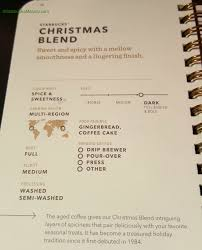 difference between christmas and thanksgiving do you know what u0027s not in starbucks holiday blend