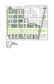 Chicago Parking Map by Department Of Safety U0026 Security Patrol Maps