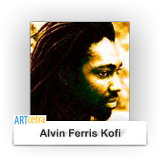 Her wish is that each viewer experiences the beauty of the soul of her work. http://www.heartandhand.info. Although Alvin Ferris Kofi is a designer by trade ... - artist_Kofi