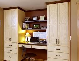 Home Office Design Ideas For Small Spaces - Home office cabinet design ideas